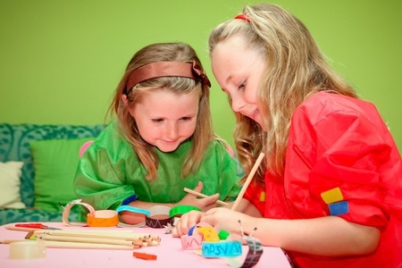 Arts and Crafts for Kids: Effects on Development and Growth