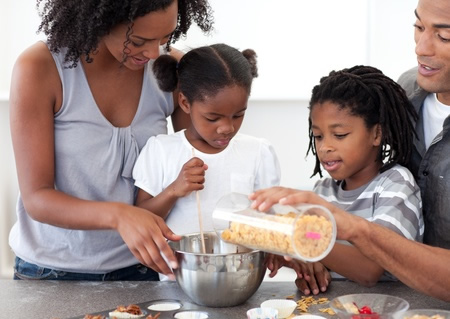 Easy Recipes for Kids: Good for Parent-Child Bonding