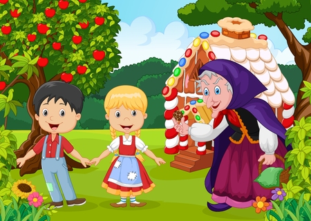 Hansel and Gretel – A Great Bedtime Story For Your Child