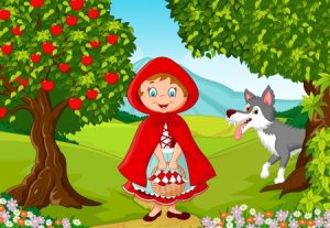 The Little Red Riding Hood Story