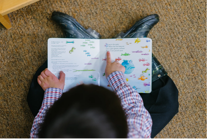 How do you tell if a child has a reading disability